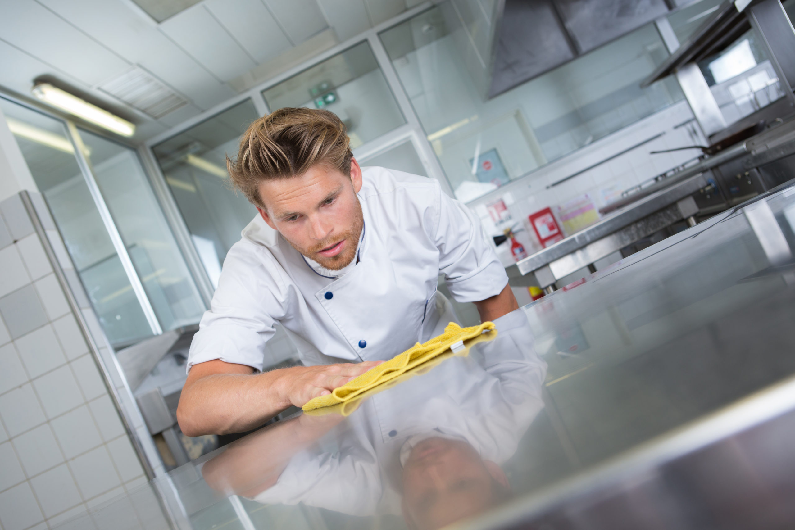 Restaurant & Commercial Kitchen Cleaning